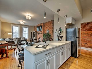 NEW! Pet-Friendly Indy Condo Nestled in Downtown!