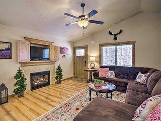 Single-Story McCall Home w/Hot Tub & Heated Garage