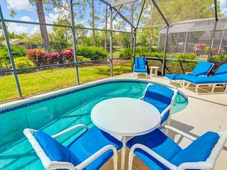 Private South Facing  Pool Home with Game Room!