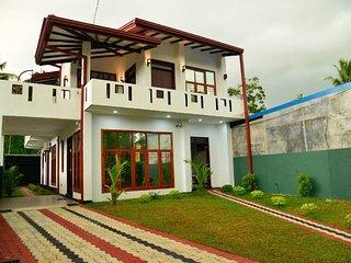 Villa Uma, Hikkaduwa, Srilanka