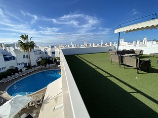 Playa Fañabe penthouse FREEWIFI