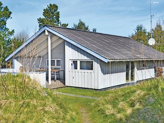 Stunning home in Oksbøl w/ Sauna, WiFi and 3 Bedrooms (P32717)
