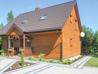 Beautiful home in Pisz w/ Sauna, WiFi and 4 Bedrooms (PMA441)