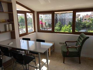 Orange Garden Villa - 4 ( One Bedroom Penthouse  in A Villa )
