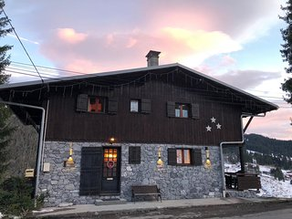 Chalet La Penote, Large 7 bedroom chalet in Les Gets