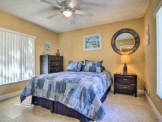 NEW! Centrally-Located Pompano Beach Escape w/ Gazebo!
