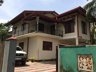 Galle town to Milidduwa Junction and Moriss Road, Bangalawatta,