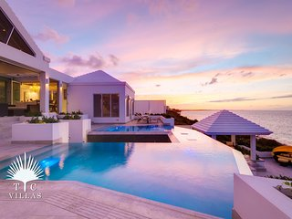 TC Villas // Cascade // Ultimate Caribbean Estate