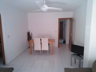 PTO 01: 2 bedroom apartment, 5 minutes walk to the beach of puerto de mazarron