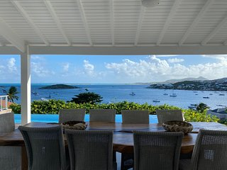 Villa de Rêve -5 chambres - Magnifique piscine - vue mer