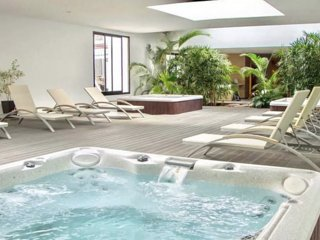 Enjoy P.Del Este at Luxury 5☆ Apt w/Jacuzzi/SPA/Maid service
