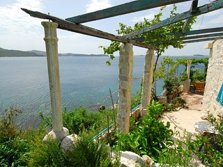 Holiday Home Robinzon Flora & Fauna - Holiday Home with Sea View