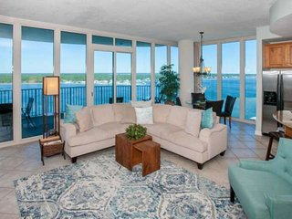 Panoramic Lagoon Views | Deeded Beach Access, Out/Indoor pools, Hot tub, Fitness