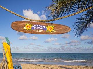 GOLDEN Beach - Primeira linha do mar