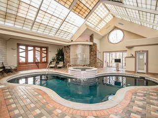 Event-Friendly Cincinnati Home w/Pool, Spa & Bar!