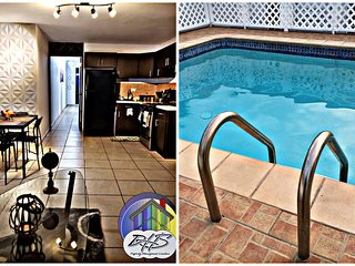 East Comfortable pool family apartment