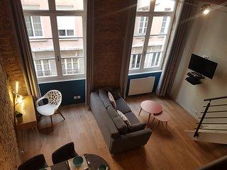 Charmant appartement Canut Pentes Croix Rousse