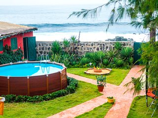 Belle villa vue Océan - Ile de Ngor