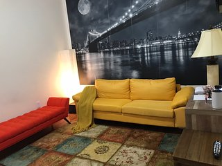 Brand new full 2 bed room apartment 25 mins from NYC