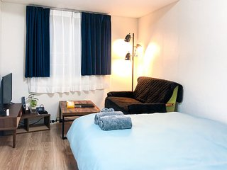 New Launched! New Renovated! Shinjuku Great Location with Portable Wifi