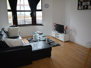 Executive Apartment Cardiff City Centre