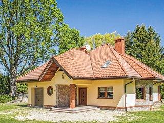 Stunning home in Pisz w/ 5 Bedrooms (PMA388)