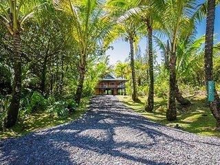 808 Buddha 2 Bedrooms Plus 1 Loft 1 Block to Ocean Cliffs (Treehouse Log Cabin)