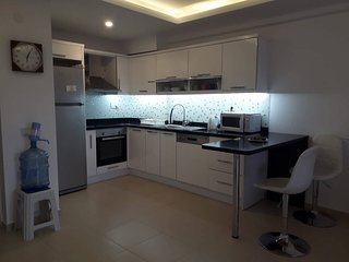 An apartment for rent in Avsallar -Crown City