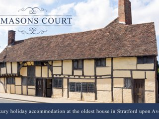 3 Masons Court, The Oldest House in Stratford Upon Avon
