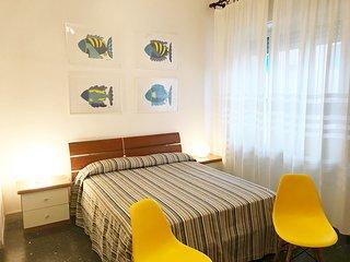 ampio e comodo appartamento a 200mt dal mare