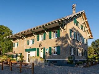 Amodo Lodge - Gite 'Le Lyonnet' 5 personnes