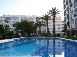 Sea view One-Bedroom-Apartment in Verdemar building - Parador area