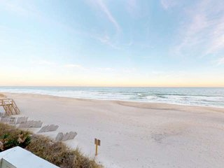 Ocean Dunes Ocean Front Newly Renovated Condo, Indoor/Outdoor Pools, Tennis, Fit