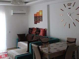 An apartment to rent in Alanya/Avsallar - Crown City