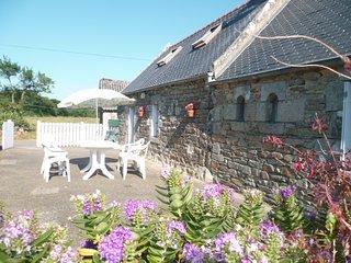 Gite au calme proche mer en Cap Sizun - Pointe du Raz - Finistère - Bretagne