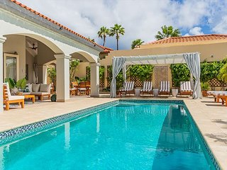 Palm Hills Villa . BRAND NEW! Gorgeous 3BR w/Cabana at Tierra del Sol