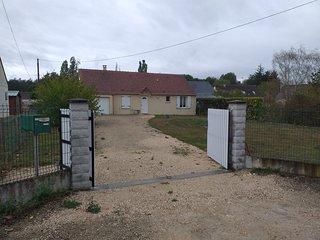 Gite 3 chambres Chambord Cheverny