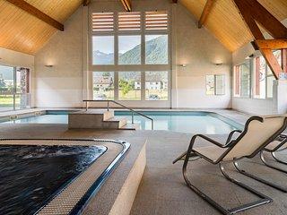 Appartement 3 chambres spacieux | Accès Sauna + Piscine !