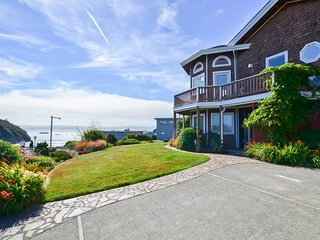 Cozy getaway for two w/ ocean views - minutes from Trinidad State Beach