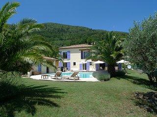 Beautiful 5 bedroom villa in the heart of Seillans