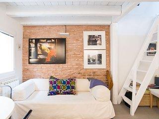 Nice studio in Venise & Wifi