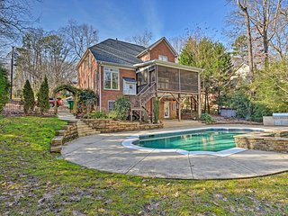 NEW! Pet-Friendly 'Queen City' Home w/Pool & BBQ!