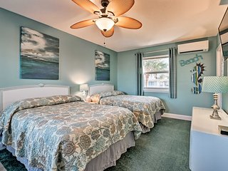 NEW! Breezy Oceanfront Studio w/ Pool+Beach Access