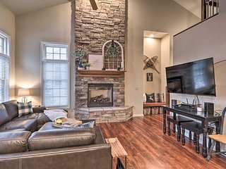 Big Boulder Mountain Townhome w/ Lake Club Access!