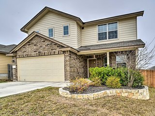 NEW! Family Home ~5 Mi to Lackland Air Force Base!