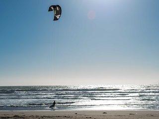 NEW! Oxnard Oasis w/ Deck & Views - Walk to Beach!