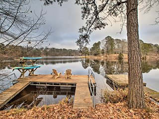 NEW! Renovated Lakefront Escape w/ Private Dock