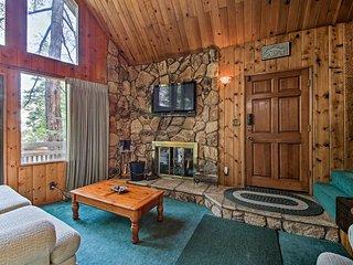 NEW! Arrowhead Lake Cabin w/Deck, 1 Mi to SkyPark!