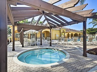 NEW! Fort Myers Condo w/Pool Access 4 Mi to Beach