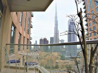 Incredible Stay and views at Dubai Burj View